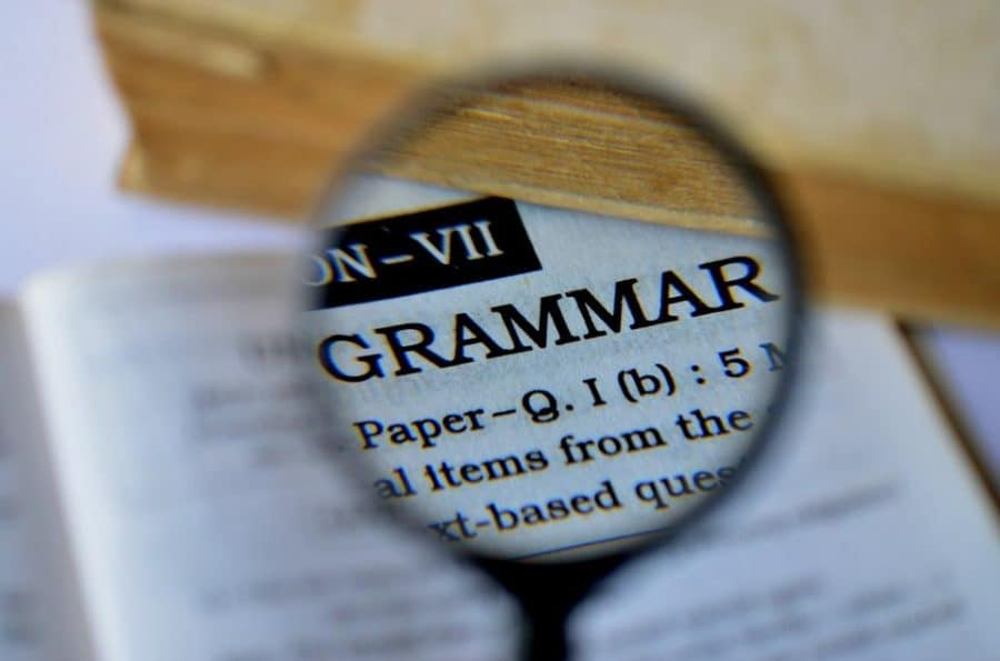 Book Editing & Proofreading: Can You Trust Grammarly?