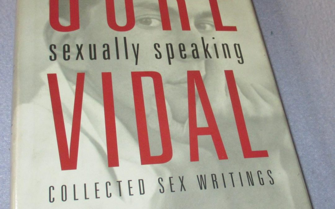 Talking Sex With Gore Vidal