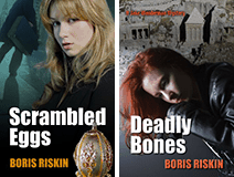 Books by Boris Riskin